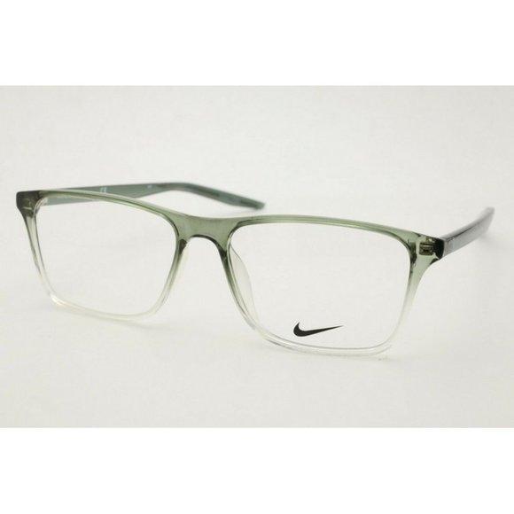 Nike Eyeglasses NK 7125 300 Olive Clear Eyeglasses